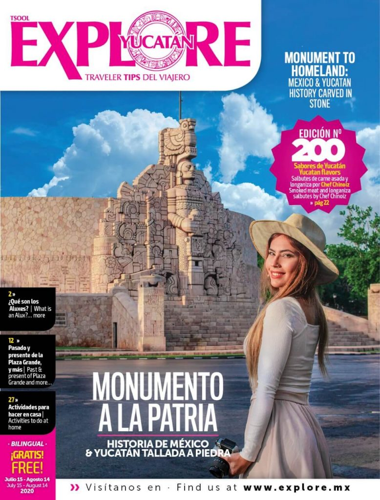 Revista Explore Julio 2020