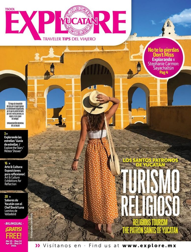 Revista Explore Abril 2021